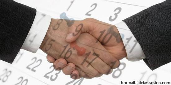 calendario de hotmail iniciar sesion