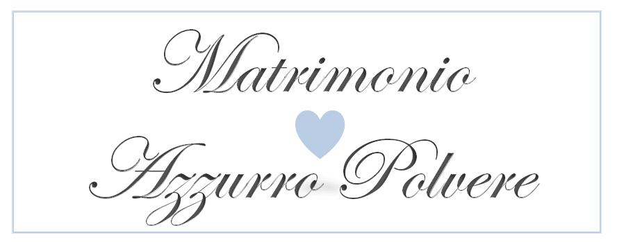 Inviti Matrimonio Azzurro : Matrimonio azzurro polvere newyorkese