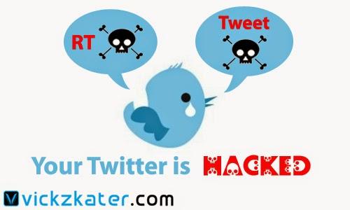 Trik Melepaskan Akun Twitter dari Hack/Bot Auto RT/Tweet
