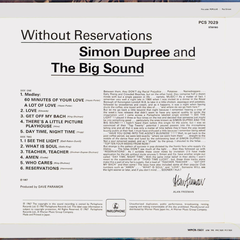 Simon Dupree Part Of My Past Rar