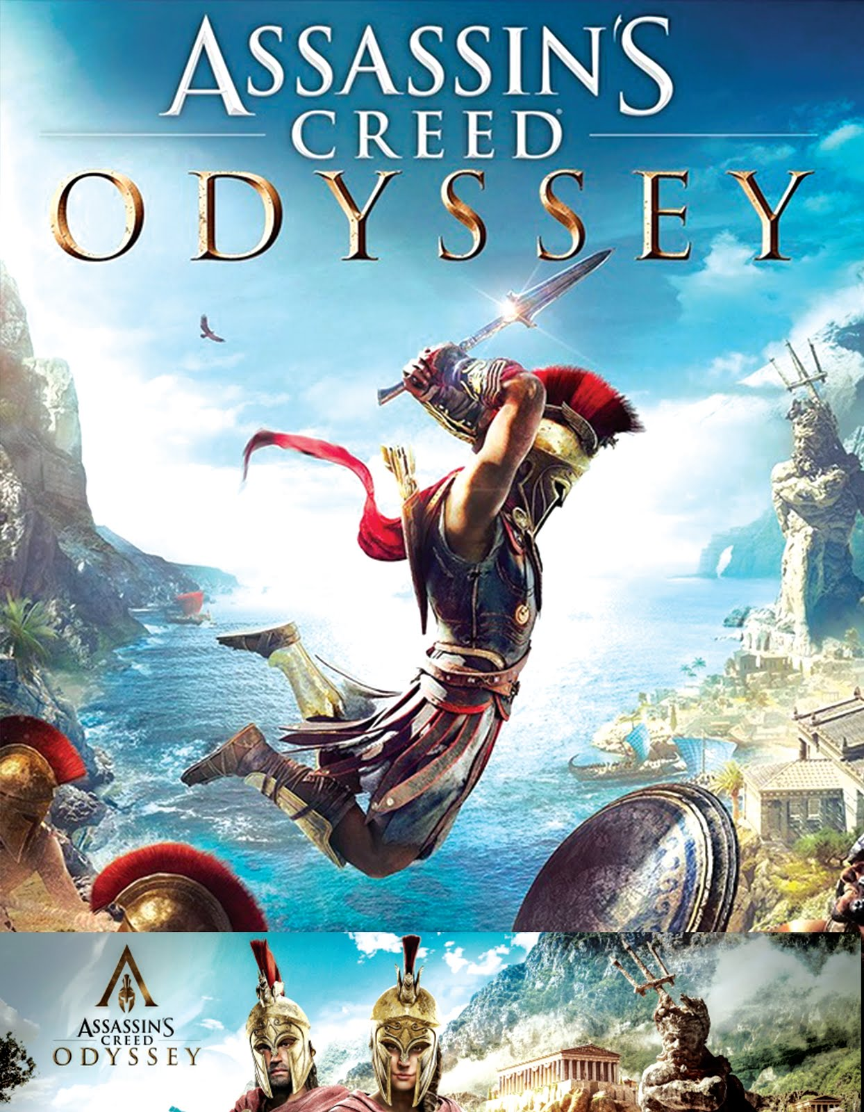assassins creed odyssey 107 pc download