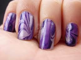 Polish nails designs, polish nails ideas, cute polish summer nails