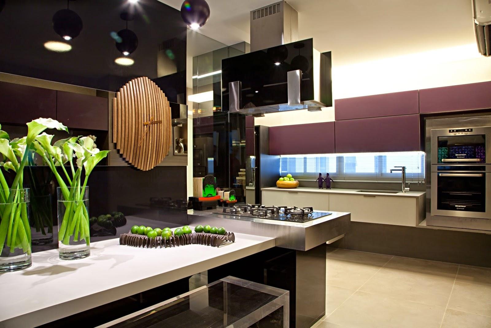 Torres de eletrodomésticos – veja 20 cozinhas lindas e funcionais  #416C10 1600 1067