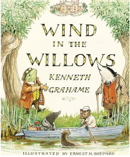 Learning 4 Fun!: The Wind In The Willows