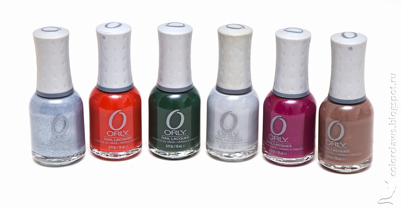 Orly Once Upon A Time Collection