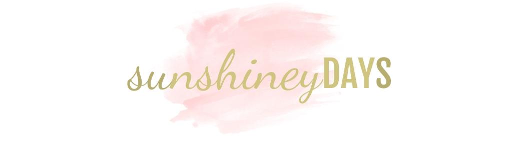 Sunshiney Days!