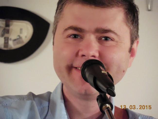 concert folk cu Marius Matache