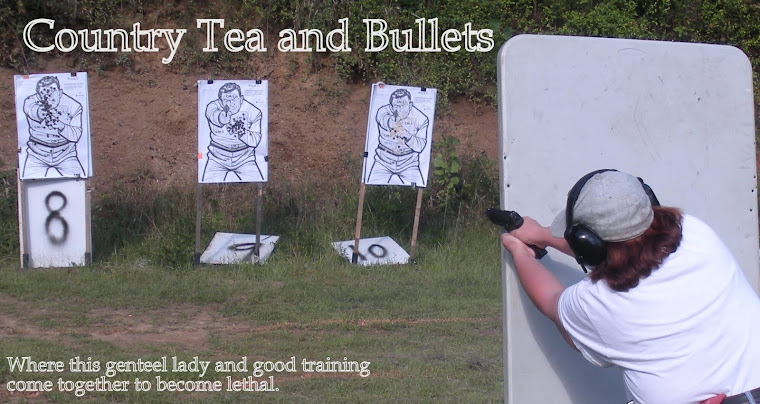 Country Tea And Bullets