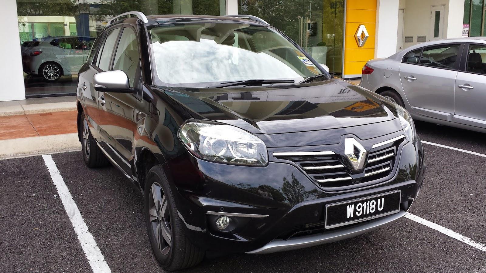 The Layman Auto 2014 Renault Koleos Wiring Diagram