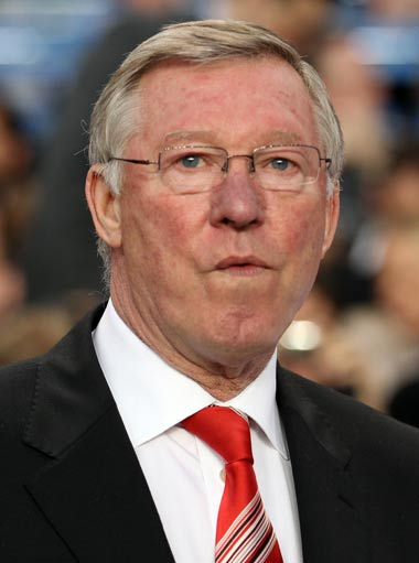 sir alex ferguson biography pdf