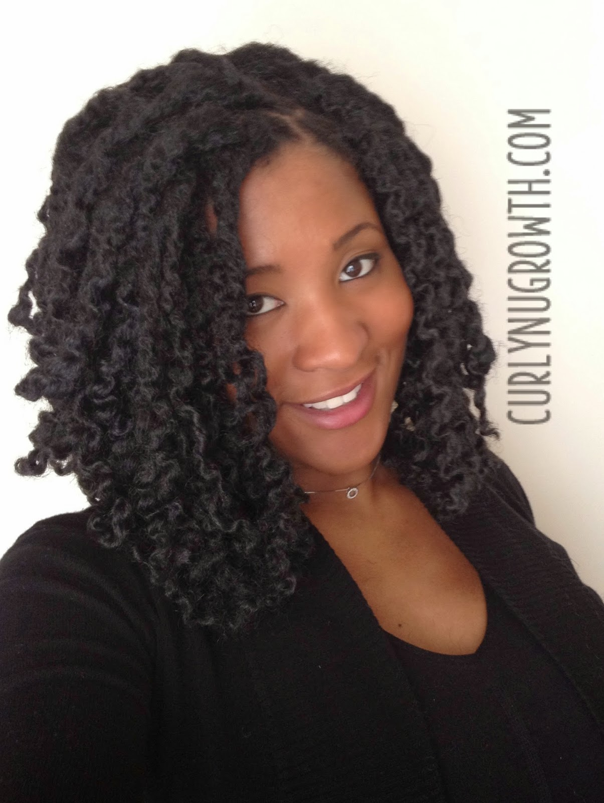 Crochet Marley Hair Twist Out : feel like the look was just as I imagined... Full with some natural ...