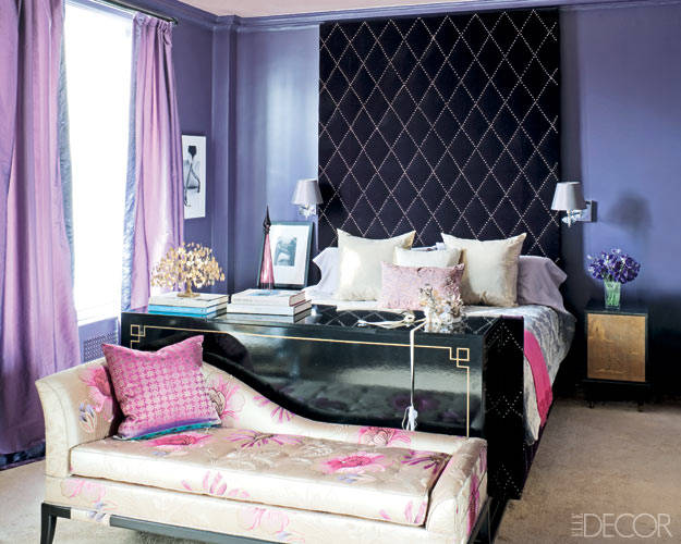 Tickled by inspirations dramatic bedrooms for Dramatic beds