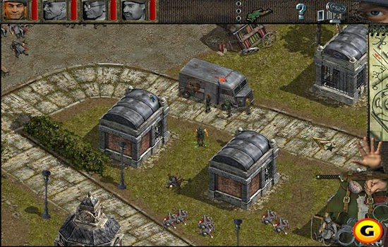 Commandos Behind Enemy Lines PC Game Overview