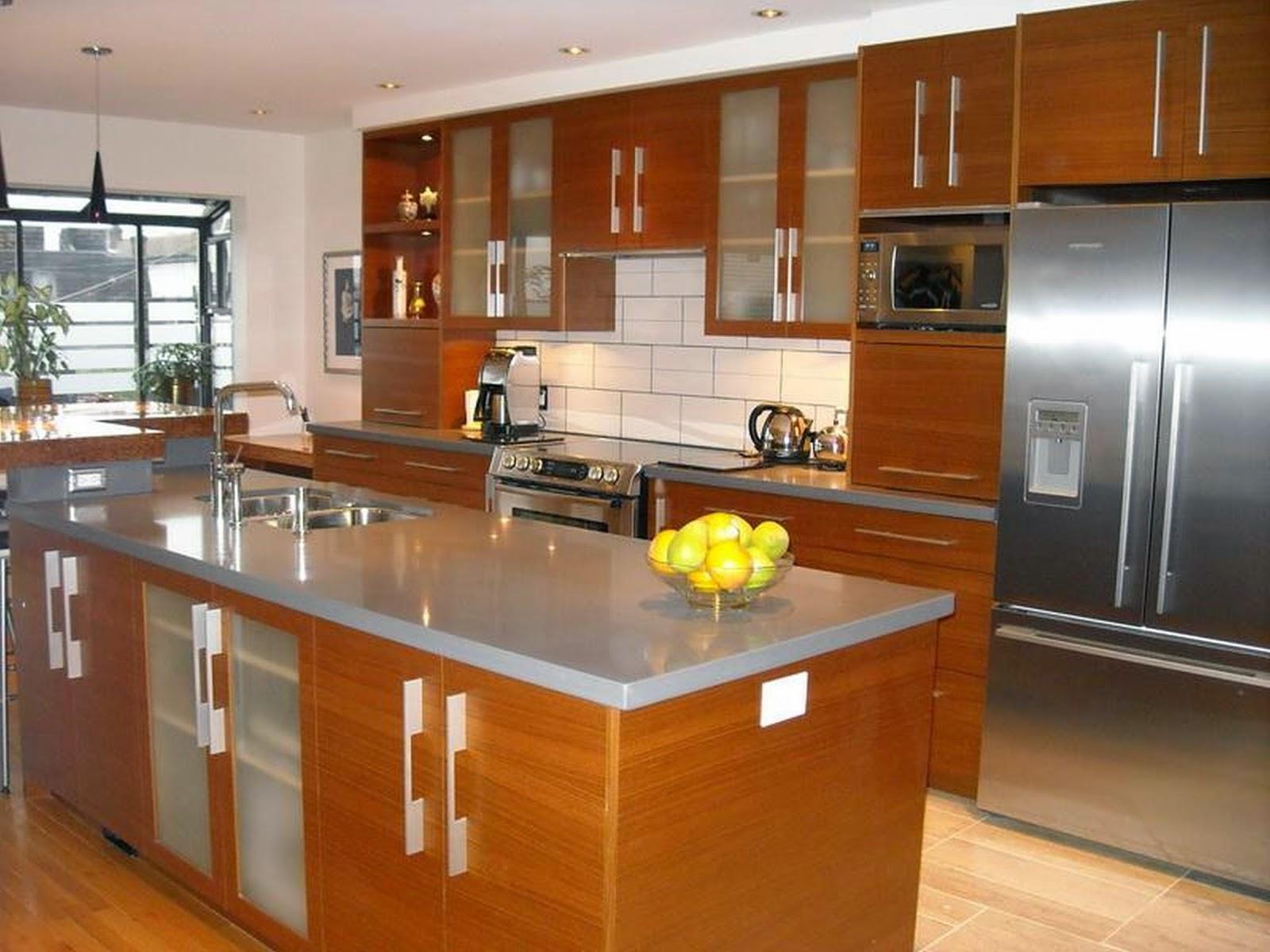 Beautiful Kitchen Wallpapers Free Download