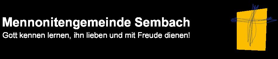 Mennonitengemeinde Sembach