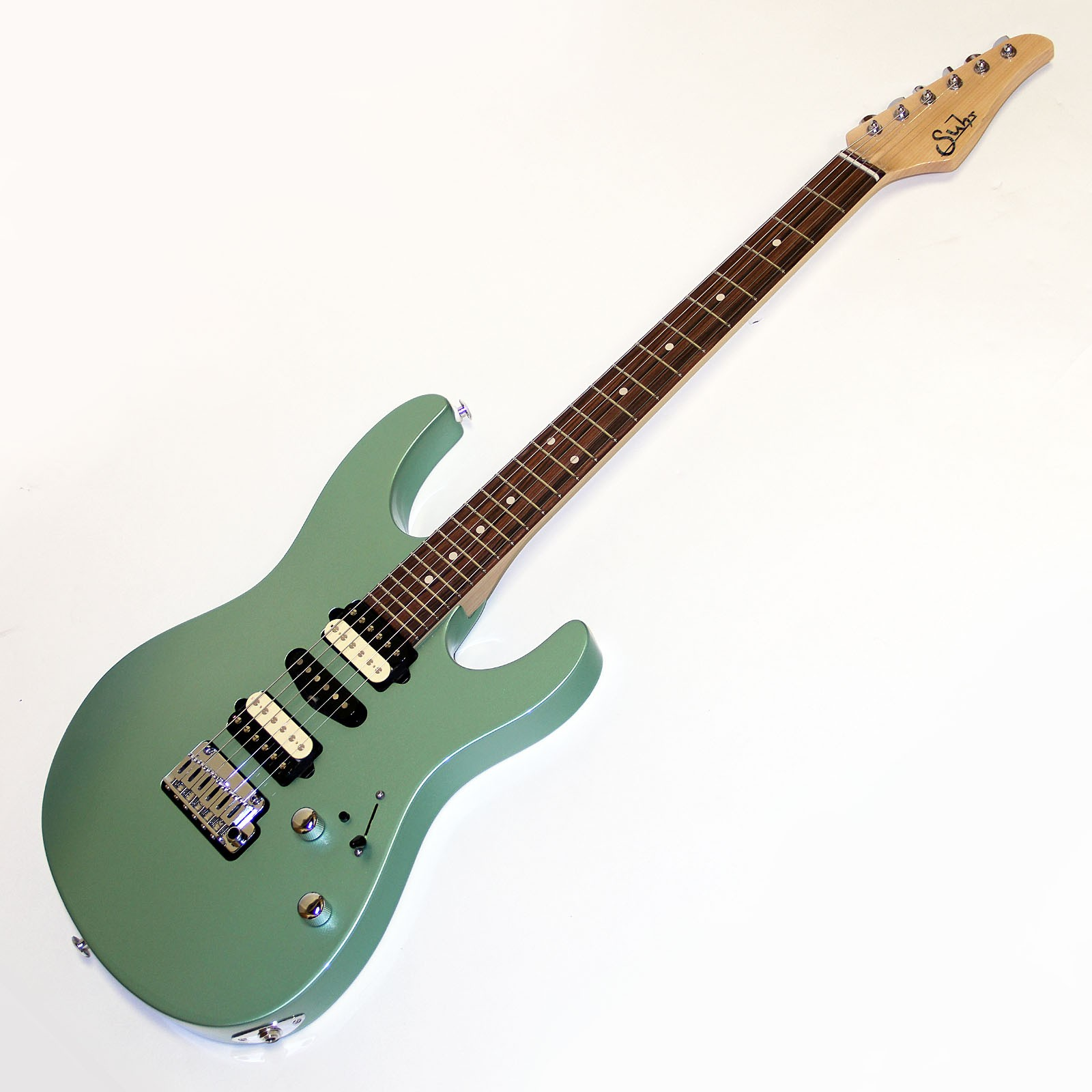suhr modern cactus green metallic stratocaster guitar culture stratoblogster. Black Bedroom Furniture Sets. Home Design Ideas
