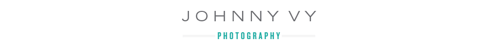 Johnny Vy Photography Blog