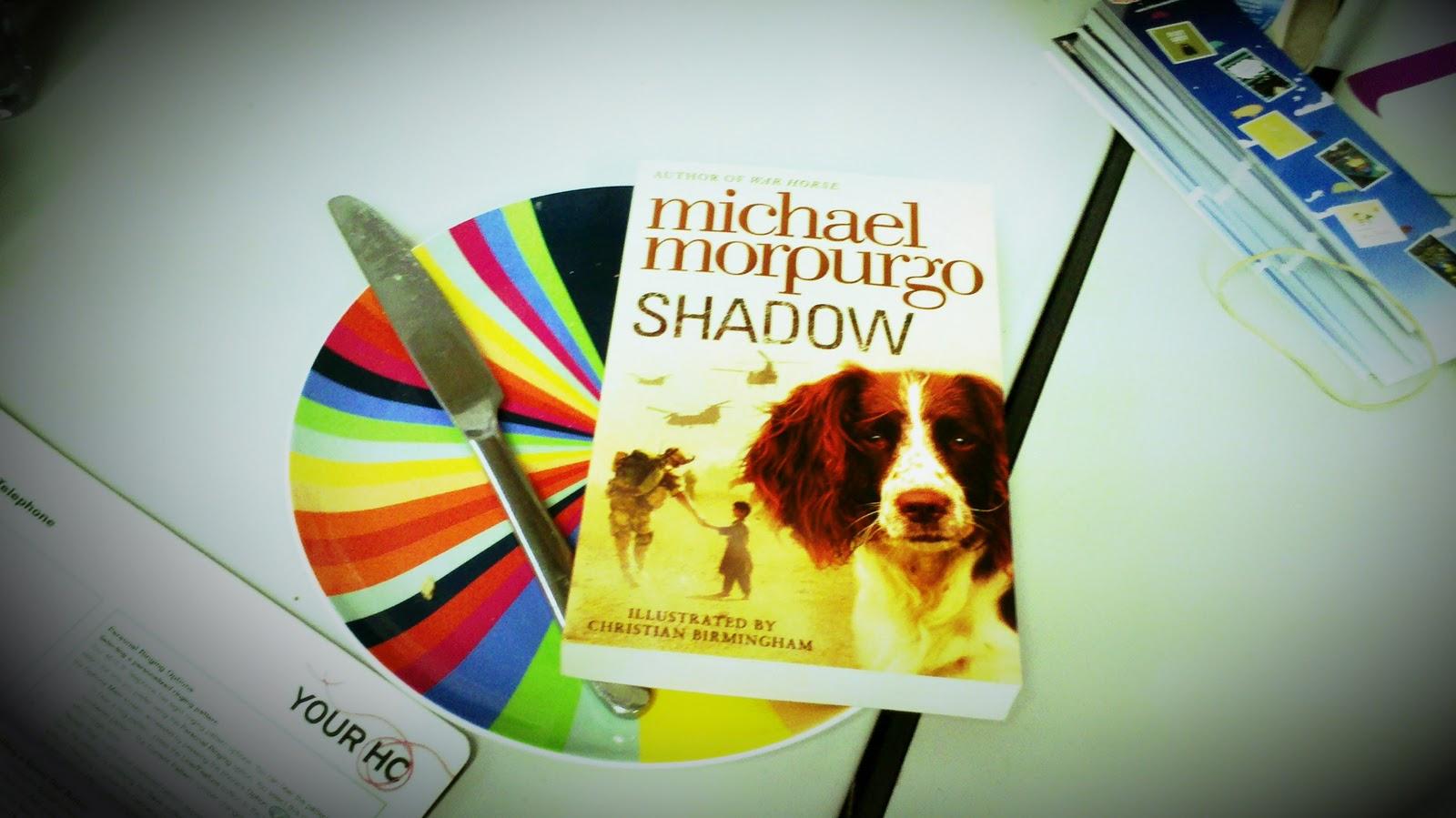 michael morpurgo book review shadow