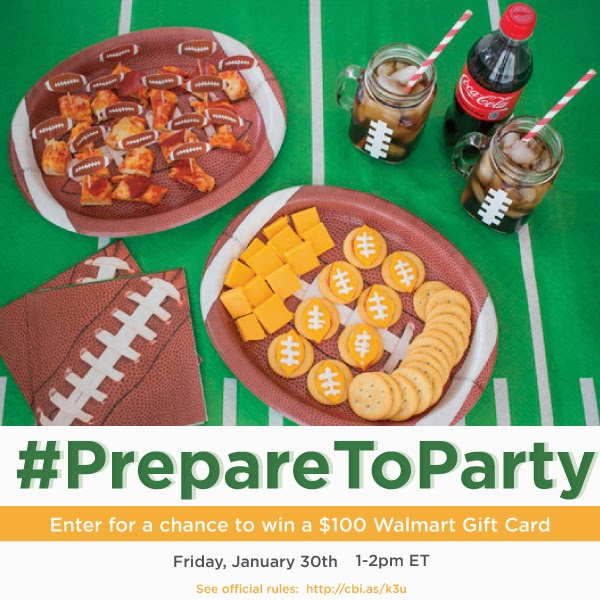 RSVP for the #PrepareToParty Twitter Party 1/30