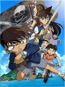 Thám Tử Conan 11: Huyền Bí Dưới Biển Xanh - Detective Conan Movie 11: Jolly Roger In The Deep Azure poster