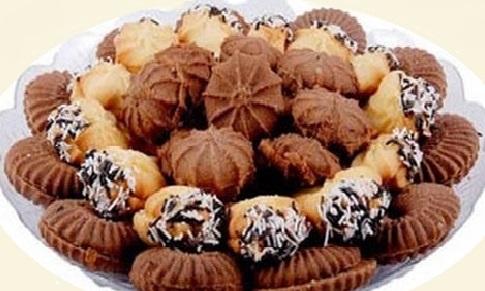 """أشهى حلويات العيد بالمقادير والتحضير """" البسكويت - كحك العيد - البيتى فور - الغريبه """""""