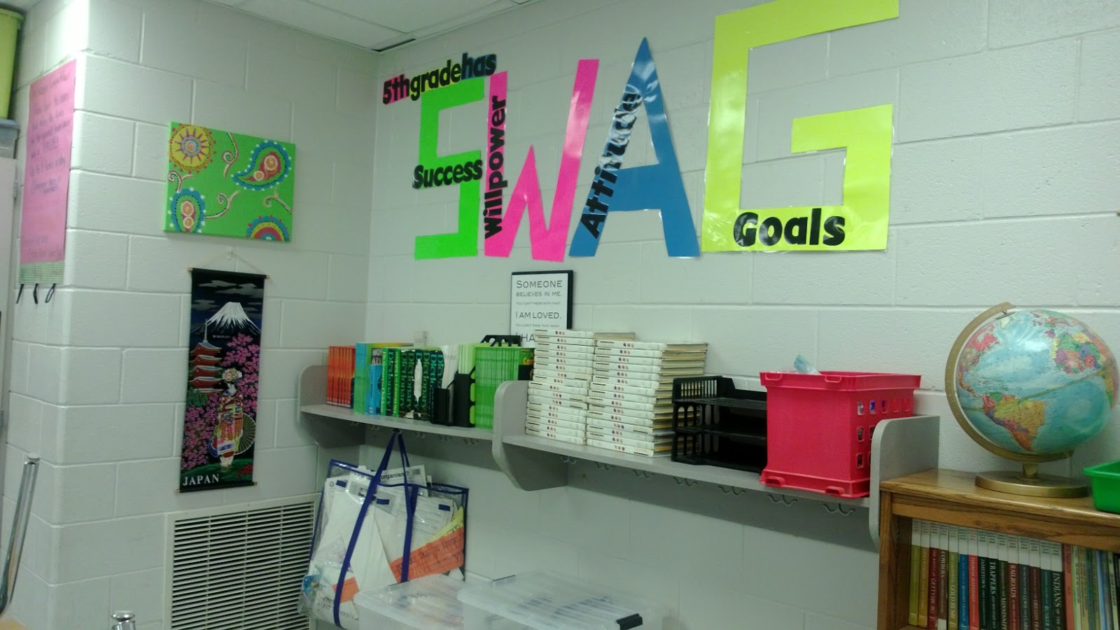 Creative Elementary Classrooms ~ Creative ideas for the upper elementary classroom