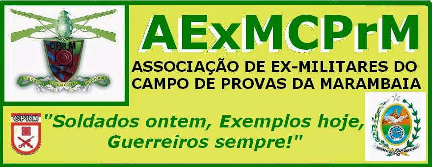 AExMCPrM - Associação de Ex-Militares do Campo de Provas da Marambaia