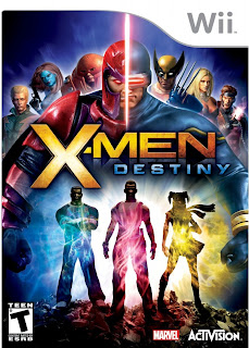 X-Men: Destiny [Wii]