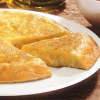 Como hacer una Tortilla de Patata