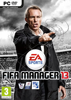 Free Download FIFA Manager 13 Reloaded PC Game Full Version Cover