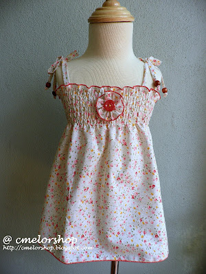 kids shiring dress