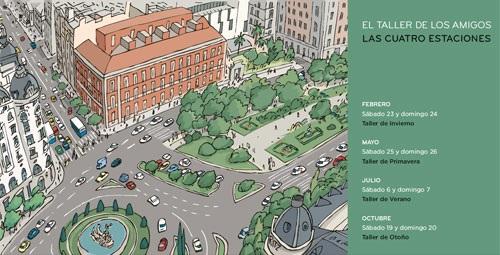 Museo Thyssen-Bornemisza, Madgreen, Ocio verde en Madrid, actividades medioambientales gratis
