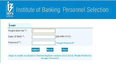 IBPS online apply image 9