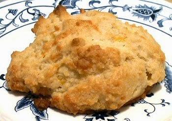 keto diet cheddar biscuit