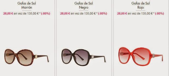 Muchas más gafas de marca y muy baratas dentro