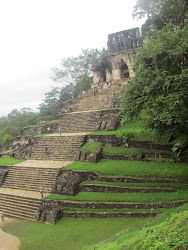 Templo de La Cruz (Temple of The Cross), Palenque