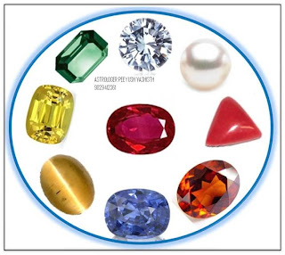 Astrological gemstone