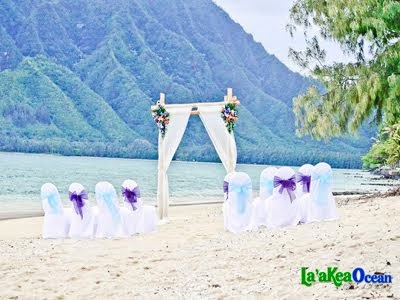Laakea Ocean Wedding