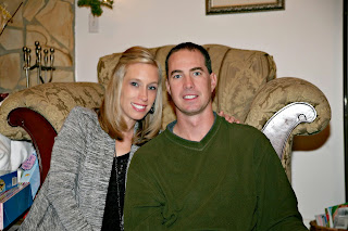 Kristy and Jered
