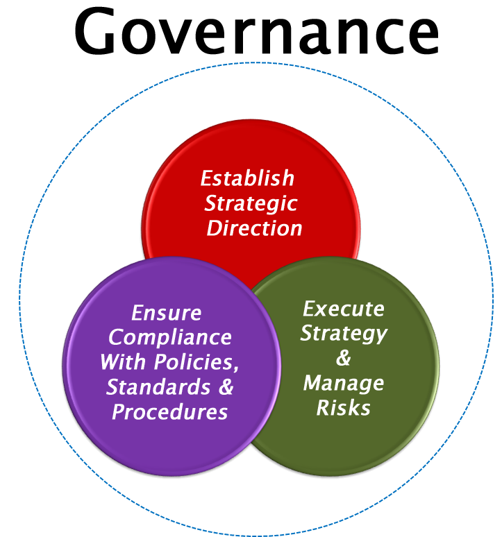 Project governance - Project controls group