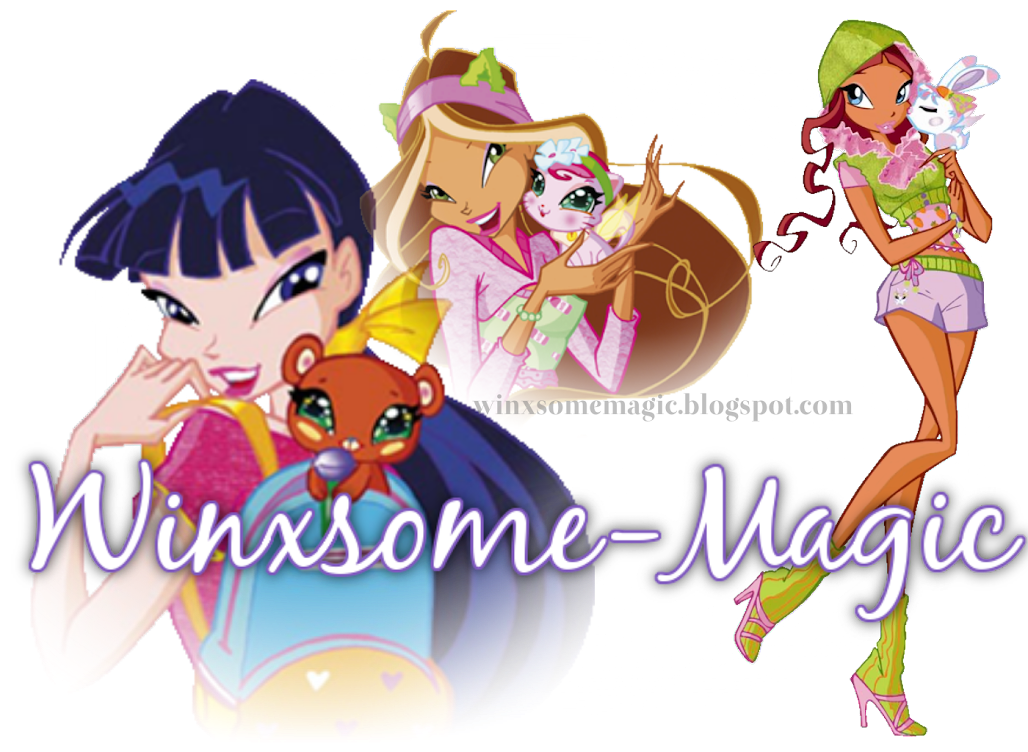 Winxsome-Magic!