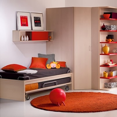 Muebles de dise o moderno y decoracion de interiores - Mueble juvenil diseno ...