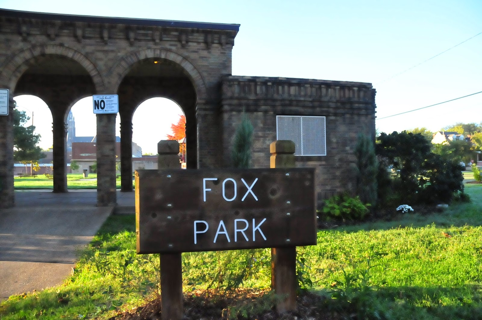 Fox Park is one of 111...