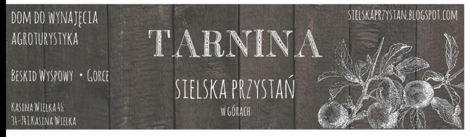 TARNINA - Sielska Przystań