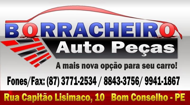O BORRACHEIRO AUTO PEÇAS