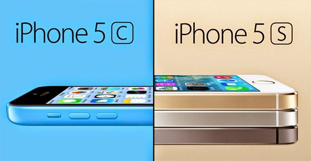 iPhone 5 (C) & (S)