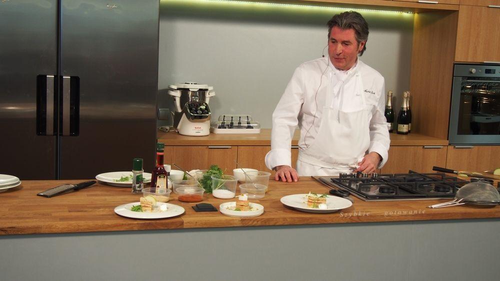 Warsztaty kulinarne z Michelem Rothem  Atelier Intermarché