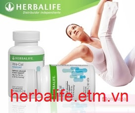 Xtra-Cal Advanced canxi Herbalife Xtra-Cal Advanced Xương khớp 2