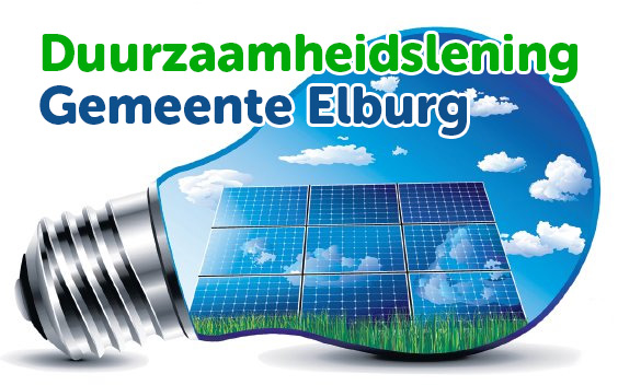 Duurzaamheidslening Elburg