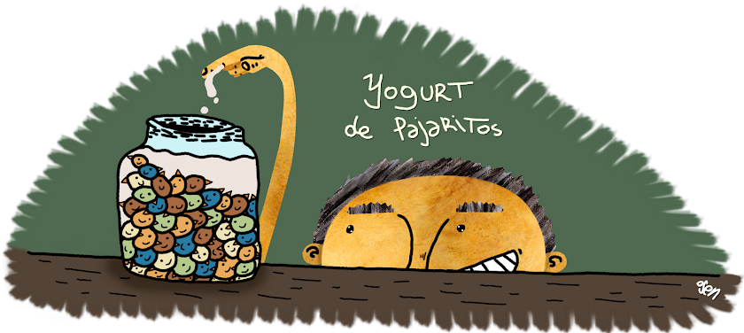 Yogurt de Pajaritos